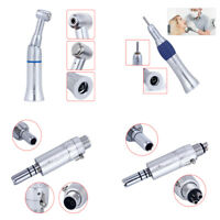 NSK Style Low Speed Contra Angle Air Motor Staight Nosecone Handpiece Joydental