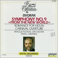 World of the Symphony, Dvorak: Symphony No. 9, Romance for Violin, Carnival Over
