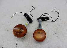 1977 Suzuki GS550 GS 550 S693. rear turn signals winkers blinkers mismatched