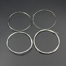 Full Set Mandolin String Metal Loop End (.010- .035) Stainless Steel 8pc Strings