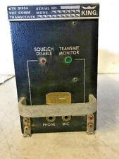 King KTR 9100A transmisor-receptor de VHF Radio Comunicaciones 064-100514 5821-01-365-4032