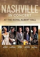 NASHVILLE IN CONCERT AT THE ROYAL ALBERT HALL DVD (Released 27th April 2018)