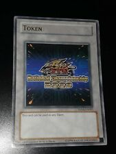 Yu-Gi-Oh 5D's 2009 National Championship Token TKN4-EN001 Ultra Rare OFFICIAL