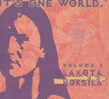 It's One World Vol.1-Lakota Hoksila (1995) [CD]