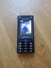 Sony Ericsson K810i - Noble Blue (Unlocked) Cellular Phone