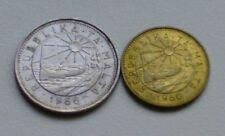 Malta - 10 Cents + 1 Cent von 1986 ! ZWEI Münzen Ein PREIS !!! Zugreifen-!!!!