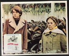 great close-up of Bud Cort Ruth Gordon Harold and Maude 1971 Mex.lobby card 1716