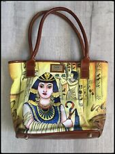 Studio hand painted. Ancient Egyptian theme.