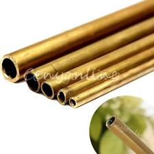 Tube Tuyau en Laiton Brass Diamètre 2mm 3mm 4mm 5mm 6mm (300mm long 0.45mm Mur