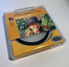 Promaster 52mm Diffuser Filter *NEW* Made in Japan Soft Focus Effect