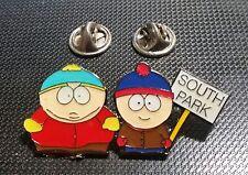 South Park Eric Cartman + Stan Marsh Comic Pin 45x20mm