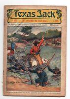 TEXAS JACK n°119. La Nouvelle Populaire 1907-1912. La Terreur des indiens.