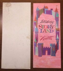 Kedettes Storyland Shoe Store Display - Snow White, Cinderella & Red Riding Hood