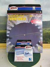 ATLAS. Turntable & Motor. N Gauge. 2790 & 2791