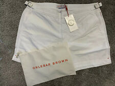 NEW AUTHENTIC MENS ORLEBAR BROWN BULLDOG ADVENTURE SHORTS With BAG 28 30 33  38