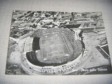 CARTOLINA STADIO CALCIO BARI STADIO DELLA VITTORIA VIAGGIATA 1960