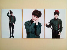 EXO Pop Up Store Official Goods Miracles in December Post Card  - D.O Dio