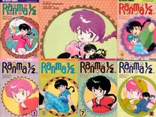 Ranma 1/2 Part One Manga Set Rumiko Takahashi Viz 1992 1 2 3 4 5 6 7 HTF NM