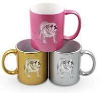 Bulldog mug - Printed Dog Mug gift idea - English Bulldog  gifts