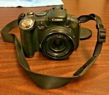 **CANON POWER SHOT S5 IS DIGITAL CAMERA 8MP 12X OPTICAL ZOOM**
