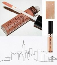 Branded Lipglosses Set of 2 for 4.99 Only Max Factor Cube Nude NYC Lipshine Pink Cosmo