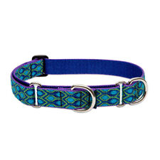 "Lupinepet Originals 1"" Rain Song 15-22"" Martingale Collar for Medium and Larger"