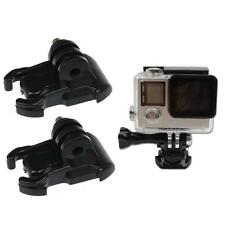 GoPro 2 x Quick Release Buckle Clip Basic Strap Mount for HERO Edition Cameras B