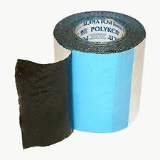 Polyken 360 45 Heavy Duty Foilbutyl Rubber Tape 45 Mil Thick 30 Length X 6