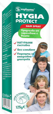 HYGIA Protect hair spray for protection from lice infestation - 125 ml.