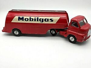 Corgi Major Toys 1110 Bedford Mobilgas Petrol Tanker Truck - Highly Collectable