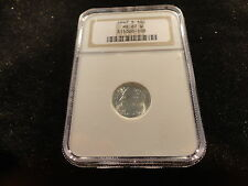 1947-S  ROOSEVELT SILVER DIME NGC MS 67-W- WHITE  LETS DEAL- LARGE DISCOUNT