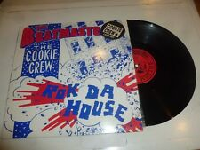 THE BEATMASTERS Featuring The Cookie crew - Rok Da House - 1987 3-track Vinyl