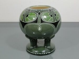 Vase,Peter Behrens,Franz Anton Mehlem,Bonn,Jugendstil,um1901,Steingutscherben