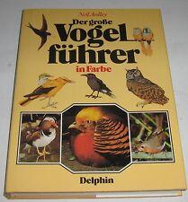 Neil Ardley - Der große Vogelführer in Farbe