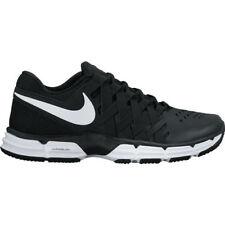 on sale 5077b dc109 Men s Nike Lunar Fingertrap TR 4e Wide Size 11 Black White Training Shoes