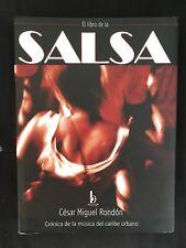 El libro de la Salsa de Cesar Miguel Rondón (Tapa Dura / Hardcover)