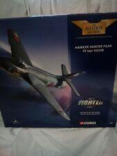 Corgi 49801 Hawker Hunter FGA9 79 Sqn XG228