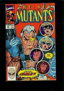 New Mutants 87 FN 6.0 See Description