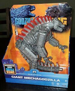 Godzilla Vs. King Kong 11 inch GIANT Mecha MechaGodzilla Monsterverse Playmates