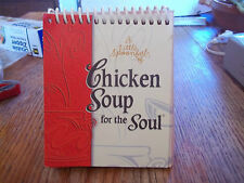 Little Spoonfuls of Chicken Soup for the Soul Spiral Top Bound Stand up copy