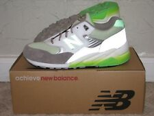 New Balance MT580GSG Grey/Silver/Green Size 9.5 DS NEW! 574 576 577 580 998