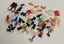 1960's Mattel Barbie Shoes & Accessories #Lm10