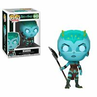 Funko Rick And Morty Pop! Kiara Collectable Vinyl Figure #443