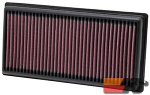 K&N Replacement Air Filter For FIAT 500, 0.9L L2 2011 33-2981