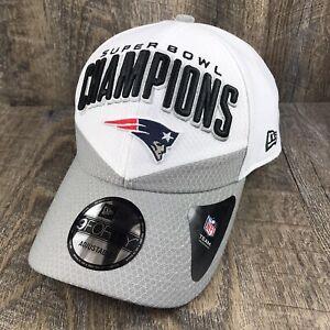 New England Patriots New Era 9 Forty Super Bowl 53 Champions Locker Room Hat Cap