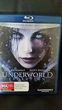 Underworld Evolution (blu ray). Kate Beckinsale