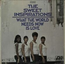 THE SWEET INSPIRATIONS - WHAT THE WORLD NEEDS NOW IS LOVE NEW CD