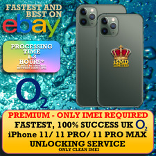 FAST UNLOCK UK GB ENGLAND O2 TESCO IPHONE 11 11 PRO MAX UNLOCKING IMEI SERVICE