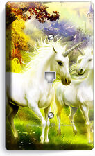 MAGICAL UNICORN PHONE TELEPHONE WALL PLATE COVER WHIMSICAL FANTASY ROOM NY DECOR