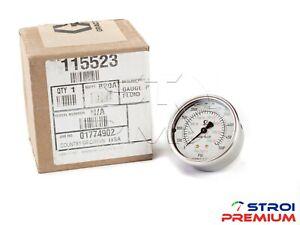 115523 Graco Pressure Gauge Genuine Parts 0-350Bar / 0-5000Psi